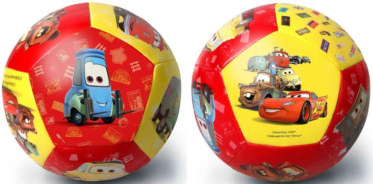 ЯиГрушка Мяч мягкий Тачки 12,5 см