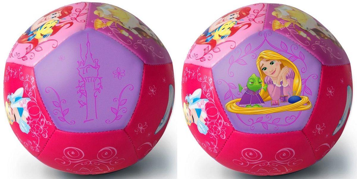 ЯиГрушка Мяч мягкий Принцессы 12,5 см