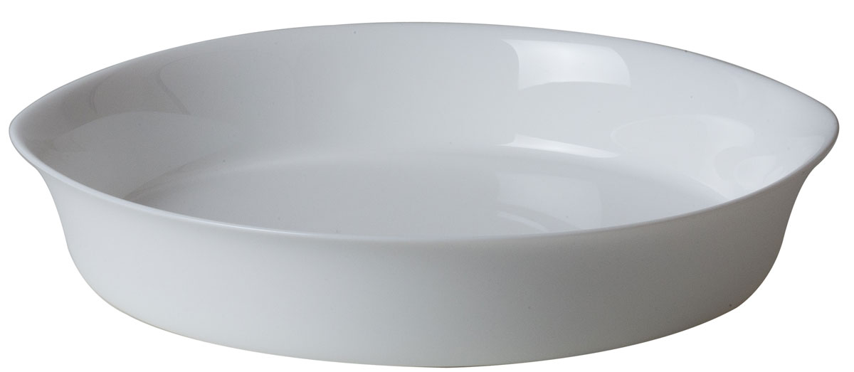 """Круглая форма для запекания Luminarc """"Smart Cuisine"""" изготовлена из закаленного стекла. Форма предназначена для приготовления горячих блюд. Материал изделия гигиеничен, прост в уходе и обладает высокой степенью прочности. Форма идеально подходит для использования в духовках, микроволновых печах, холодильниках и морозильных камерах."""
