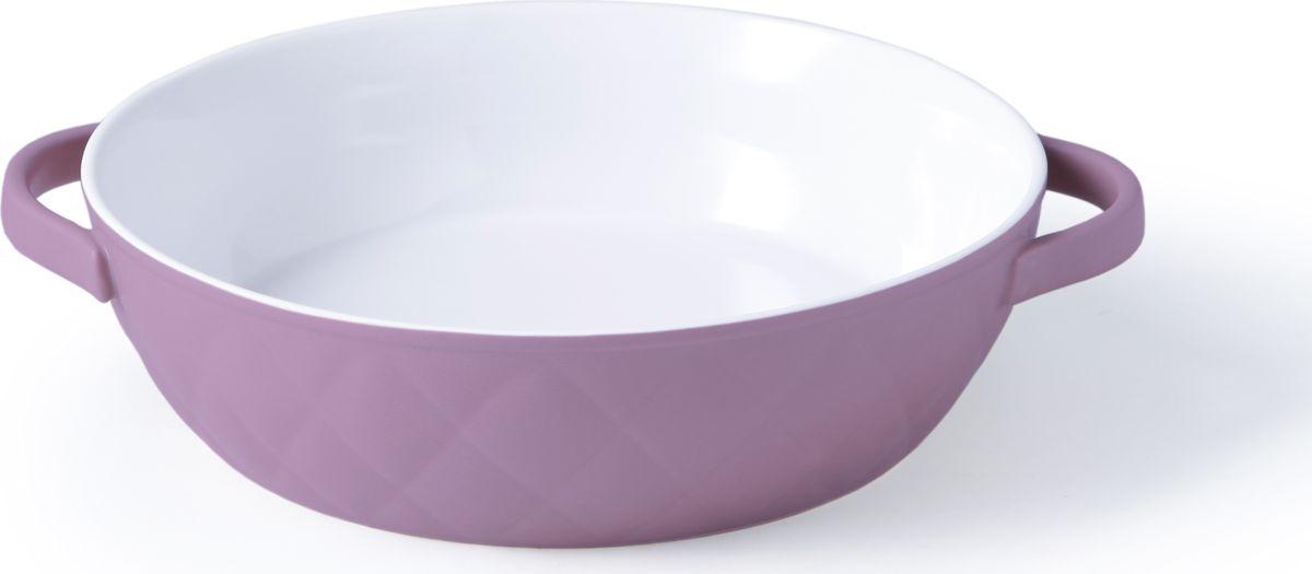 Успех в приготовлении блюда в духовке или микроволновой печи зависит от посуды. Основной секрет заключается в толщине стенок. Эта форма имеет толстые стенки, которые медленно, но равномерно нагреваются. Это особенно важно при приготовлении нежных десертов, пудингов, запеканок. Кроме того, эта форма от компании FISSMAN не только практична, но и эстетична, и приготовленное блюдо можно прямо в ней подавать на стол.