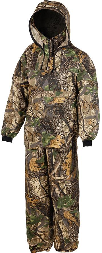 Костюм противоэнцефалитный Huntsman Антигнус-Люкс: куртка, брюки, цвет: светлый лес. ag_101-029. Размер 56/58