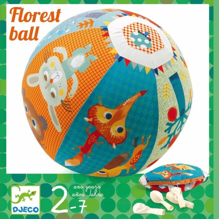 Djeco Мяч детский Лес мячики и прыгуны djeco мячик сад