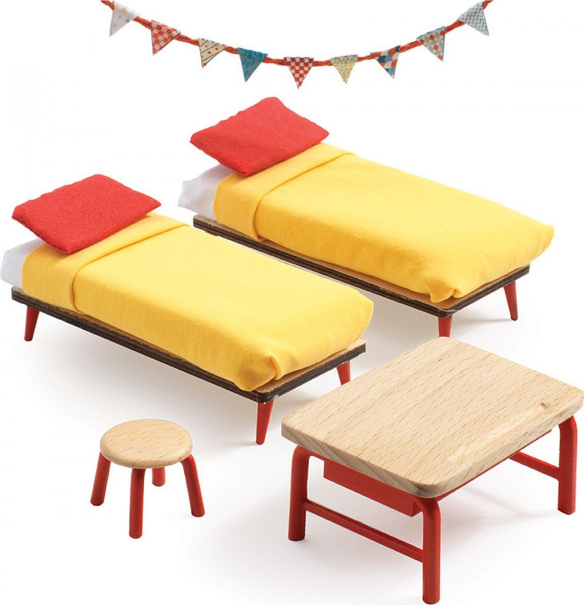 Djeco Мебель для кукол Спальня для детей