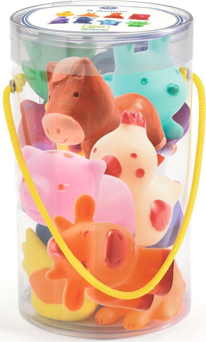 Djeco Набор фигурок Животные на ферме игрушки для детей