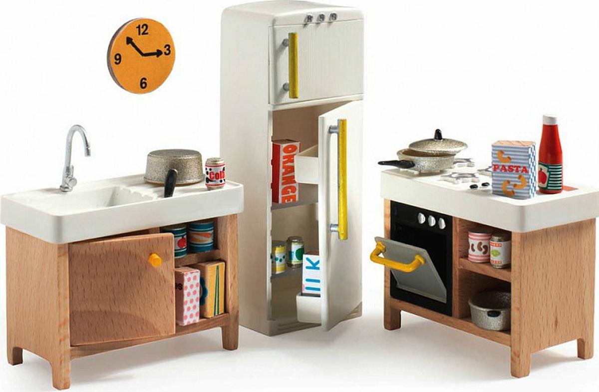 Djeco Мебель для кукол Кухня. 07823