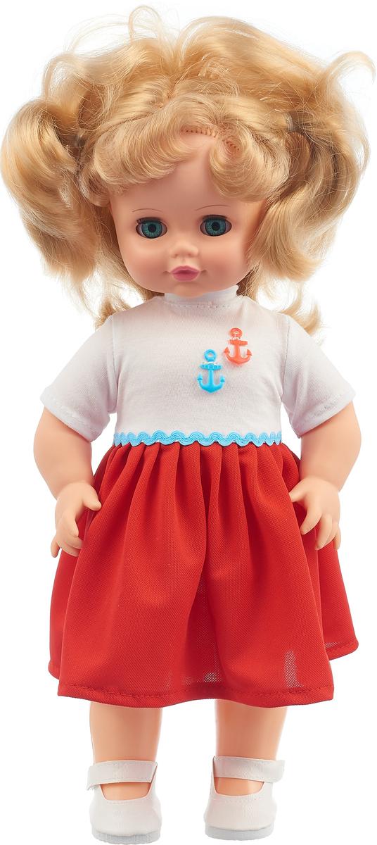 Весна Кукла озвученная Инна цвет одежды красный белый весна кукла наталья 2 озвученная