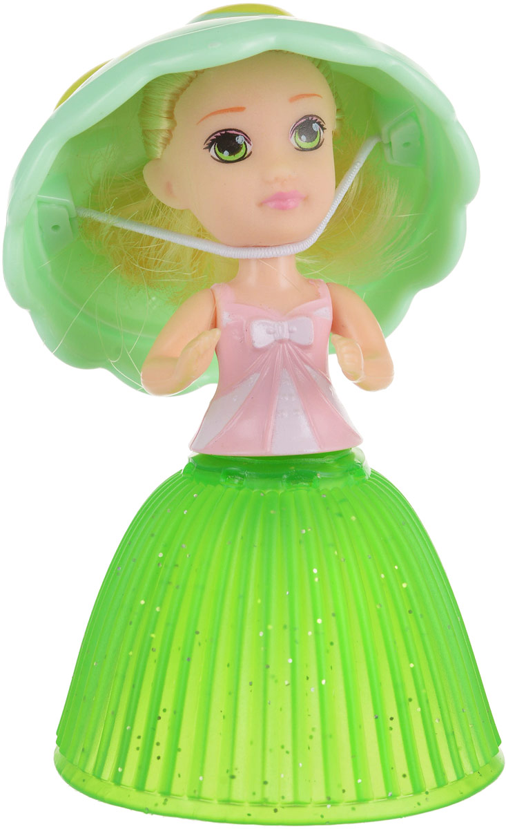 Emco Мини-кукла Mini Cupcake Surprise цвет зеленый мятный