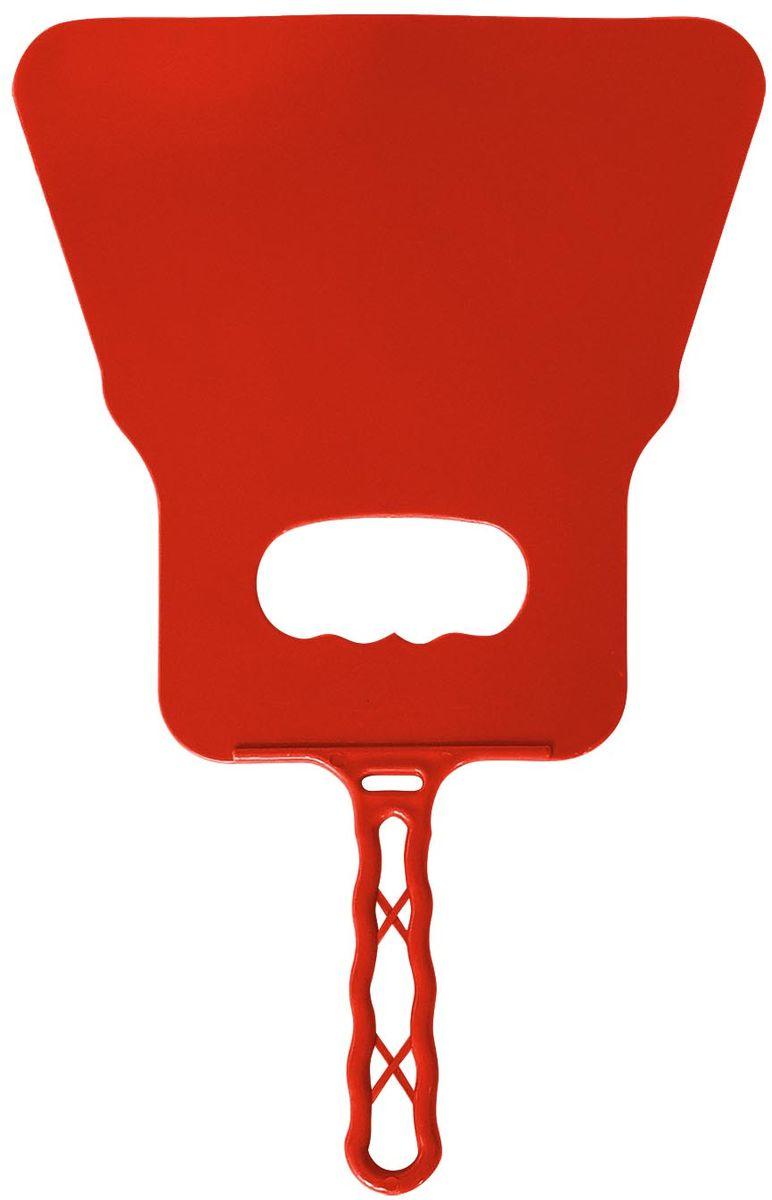 """Веер для мангала """"BG"""", цвет: красный. 130374"""