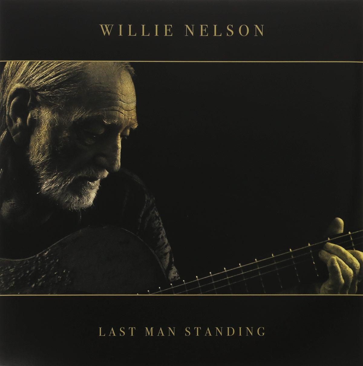 Уилли Нельсон Willie Nelson. Last Man Standing (LP) willie nelson willie nelson to all the girls… 2 lp 180 gr