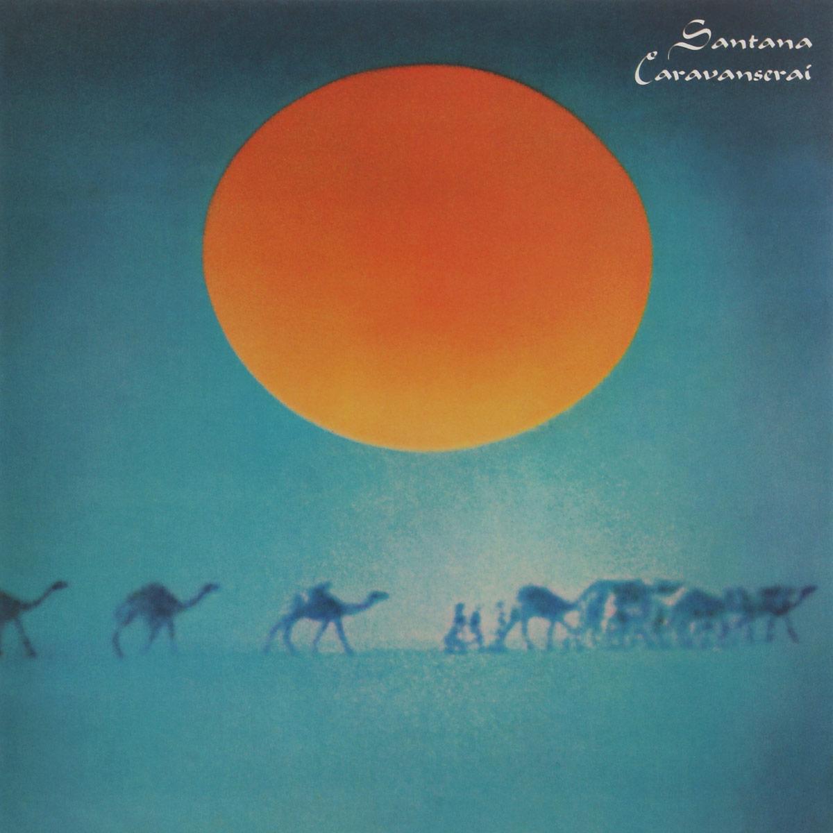 Santana Santana. Caravanserai (LP)