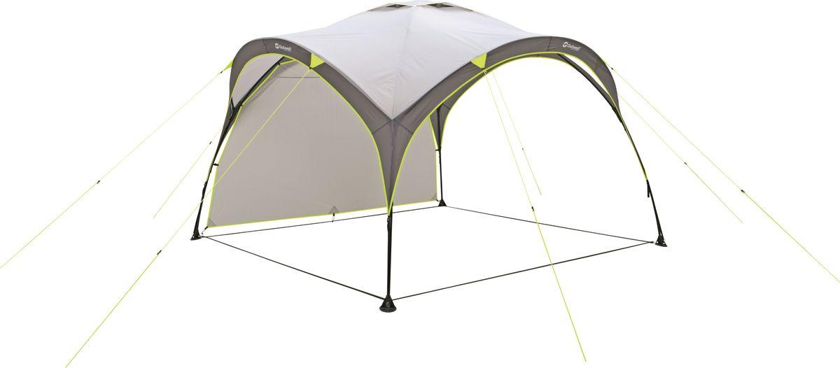 Опциональная боковая панель, предназначенная для шатра Day Shelter размера L от Outwell. Повышает приватность и защищает от ветра.