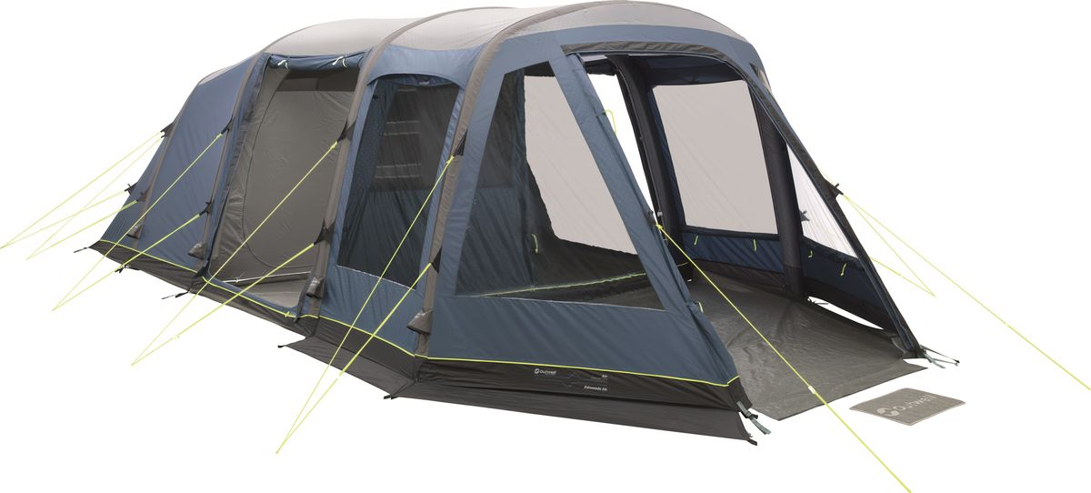 Палатка Outwell, 5-местная, цвет: серый, синий. 110759
