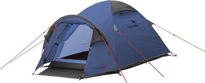 Палатка Easy Camp, 2-местная, цвет: синий. 120239 envision шестиместная палатка envision 4 2 camp