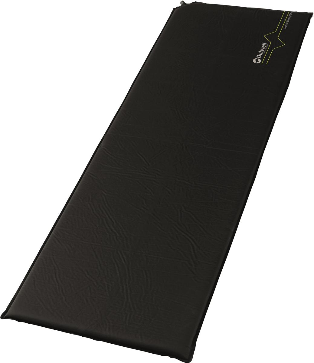 Коврик самонадувающийся Outwell Sleepin Single, 183 х 51 х 3 см