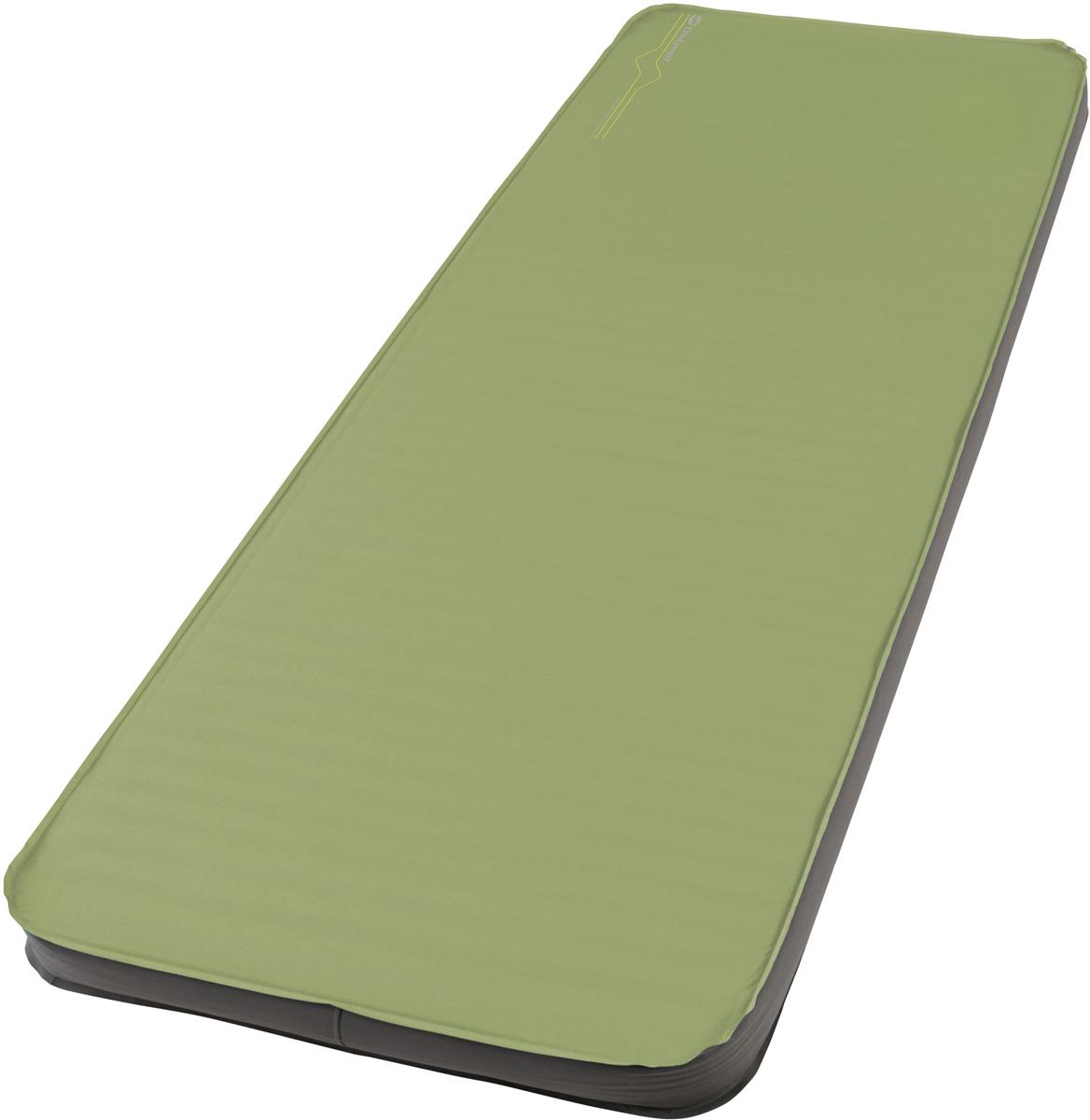Одиночная надувная кровать, соединившая лучшие качества надувных моделей и матрасов из вспененного полиуретана. Конструкция гарантирует долговечность и компактность в запакованном виде.