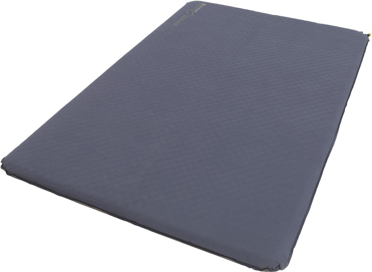 Коврик самонадувающийся Outwell Dreamcatcher Double, 195 х 130 х 10 см290210Двуспальный самонадувающийся ковер толщиной 10 см. Волнообразная форма верха позволяет сэкономить вес, не жертвуя комфортом.