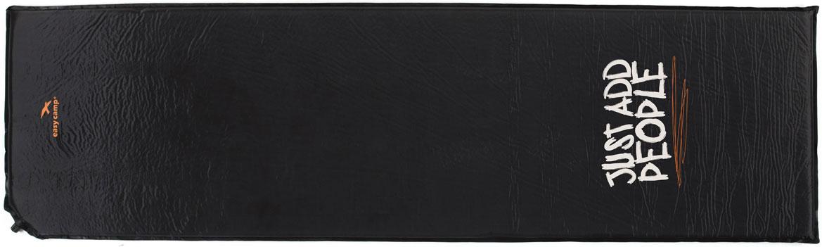 Коврик самонадувающийся Easy Camp Siesta Mat Single, 183 х 51 х 3 см коврик самонадувающийся talberg forest light mat цвет зеленый коричневый черный 183 х 51 см
