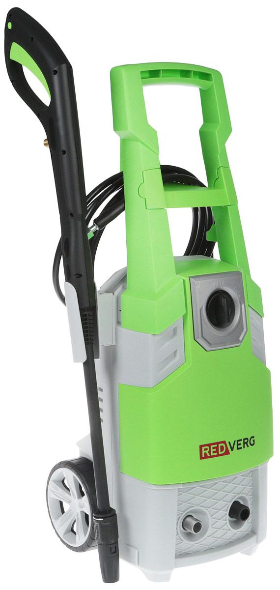 Мойка бытовая RedVerg RD5461C-130A, цвет: салатовый 220181 electrode 130a 10pcs 220182 nozzle 130a 10pcs per lot for plasma cutting consumables
