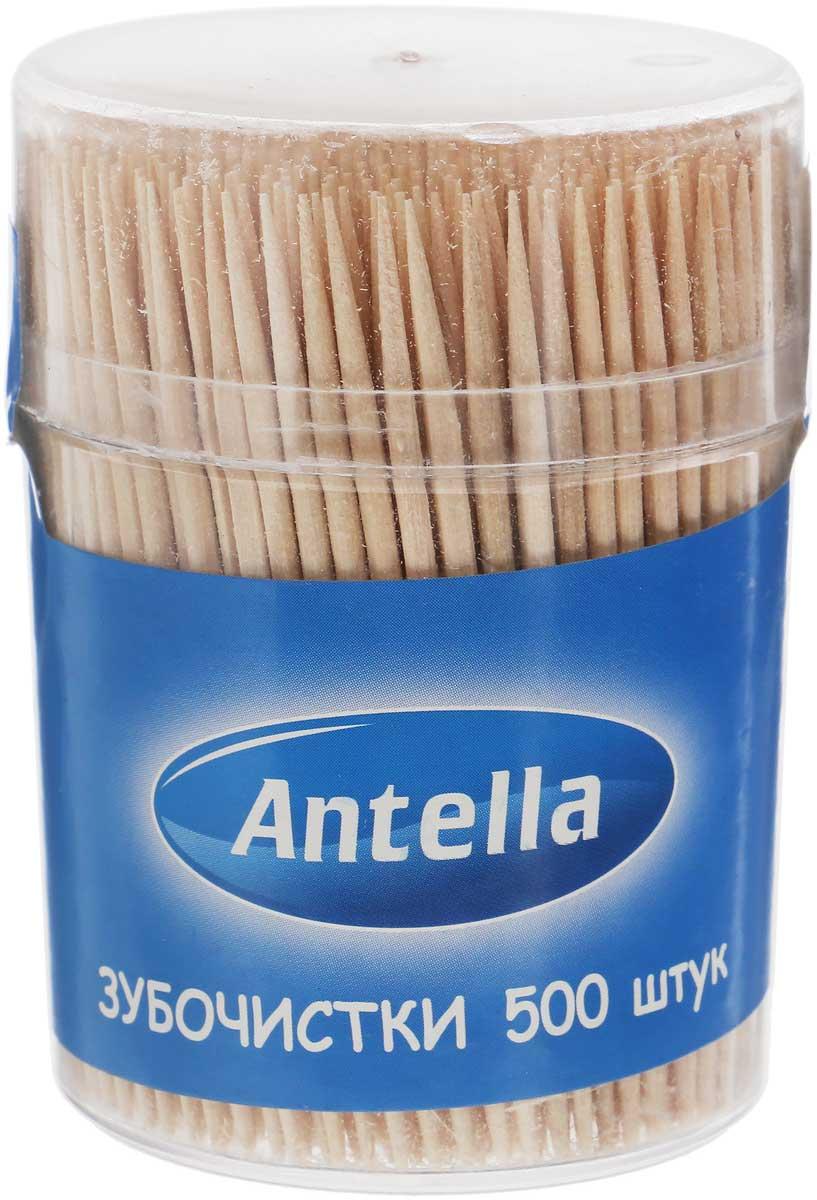 Зубочистки Antella предназначены для чистки зубов.  Беречь от детей.  Хранить в сухом месте.