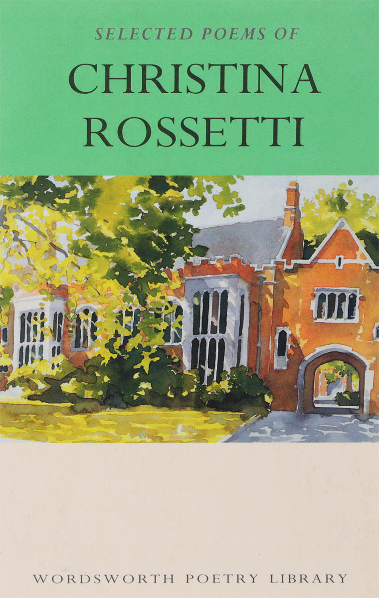 Selected Poems of Christina Rossetti antonio machado – selected poems paper