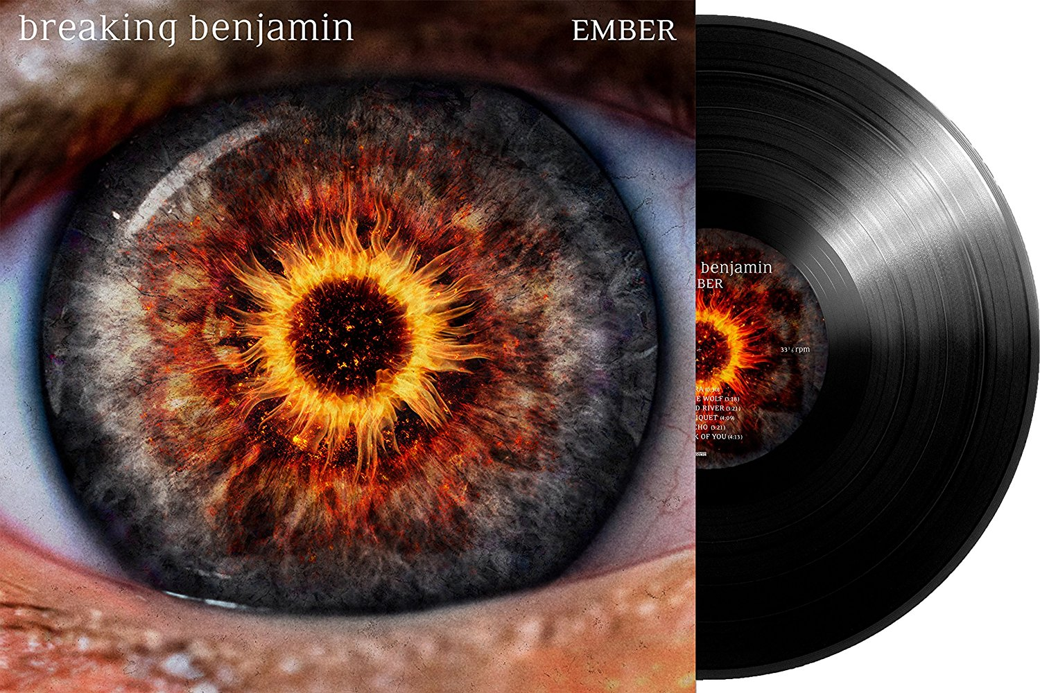 Breaking Benjamin Breaking Benjamin. Ember (LP) igor moisseiev ballet live in paris