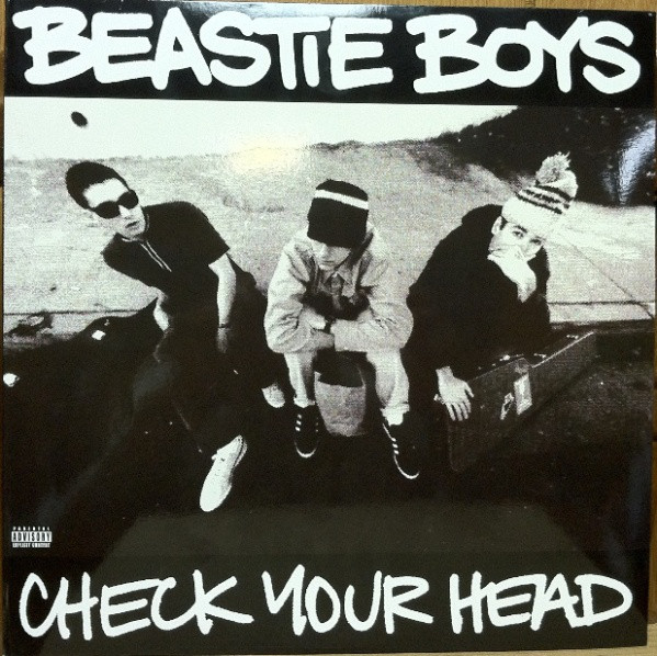 The Beastie Boys The Beastie Boys. Check Your Head (2 LP) эннис г the boys пацаны том 2 за работу