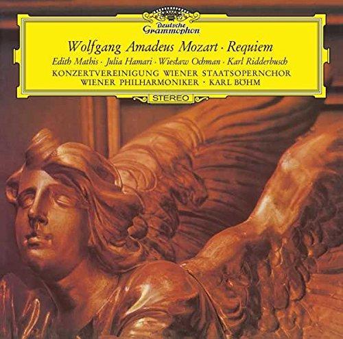 Карл Бем Wolfgang Amadeus Mozart. Karl Bohm, Wiener Philharmoniker. Requiem (LP) münchner philharmoniker elbphilharmonie hamburg
