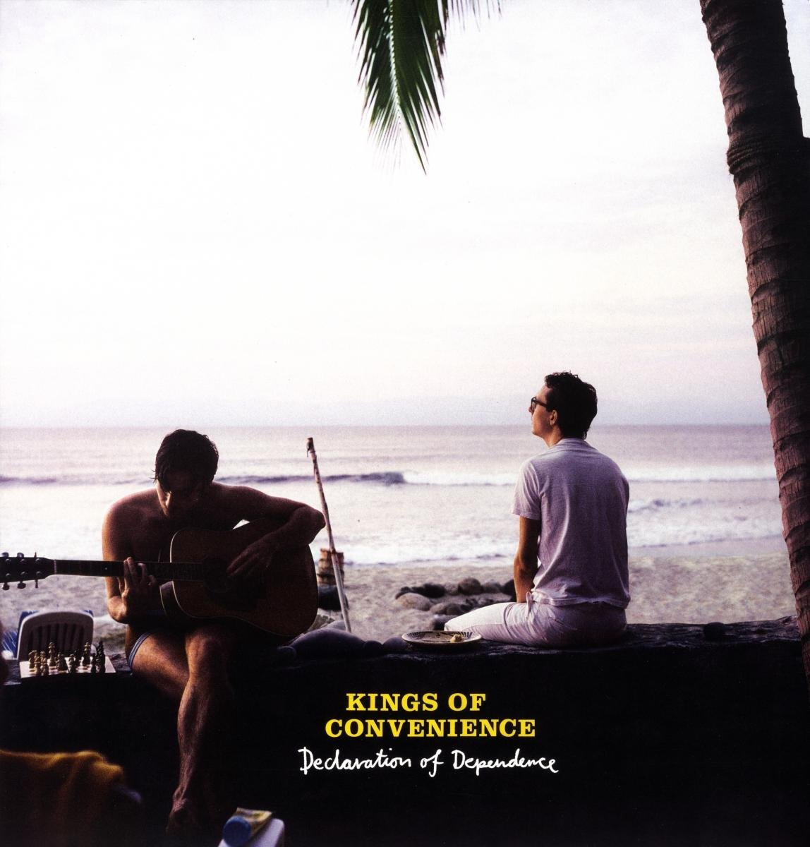 Kings Of Convenience Kings Of Convenience. Declaration Of Dependence (2 LP) kings of leon kings of leon come around sundown 2 lp