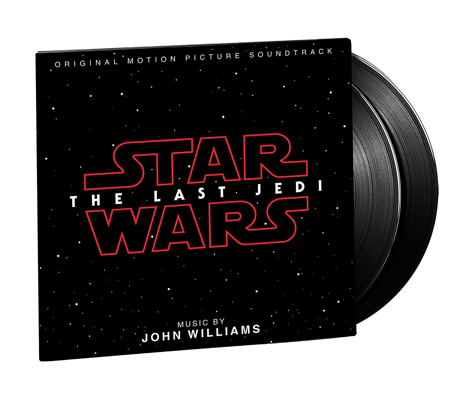 John Williams. Star Wars: The Last Jedi (Original Motion Picture Soundtrack) (2 LP)