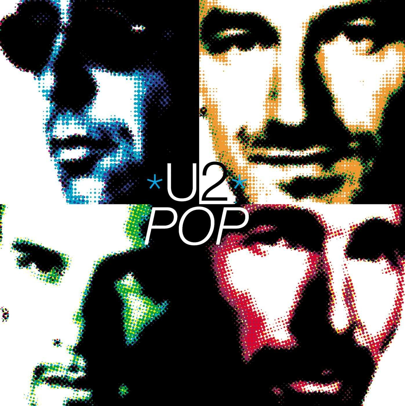 Zakazat.ru U2. Pop (2 LP)
