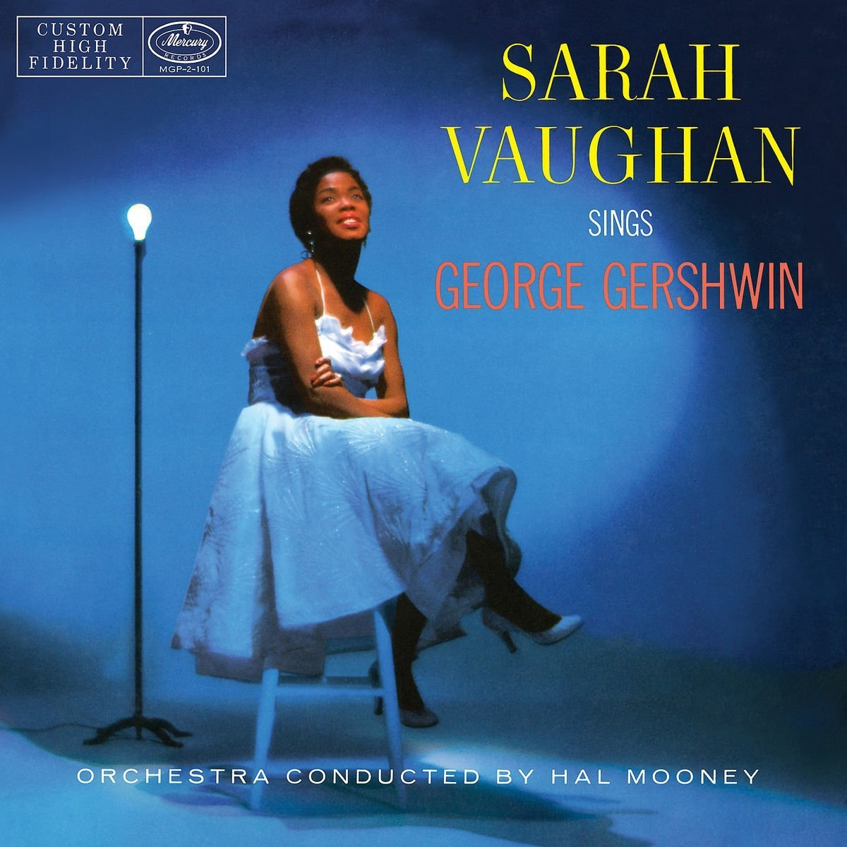 Сара Воэн Sarah Vaughan With Hal Mooney And His Orchestra. Sarah Vaughan Sings George Gershwin (2 LP) boy george boy george this is what i do lp cd