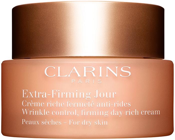 Clarins Регенерирующий дневной крем против морщин для сухой кожи Extra-Firming, 50 мл
