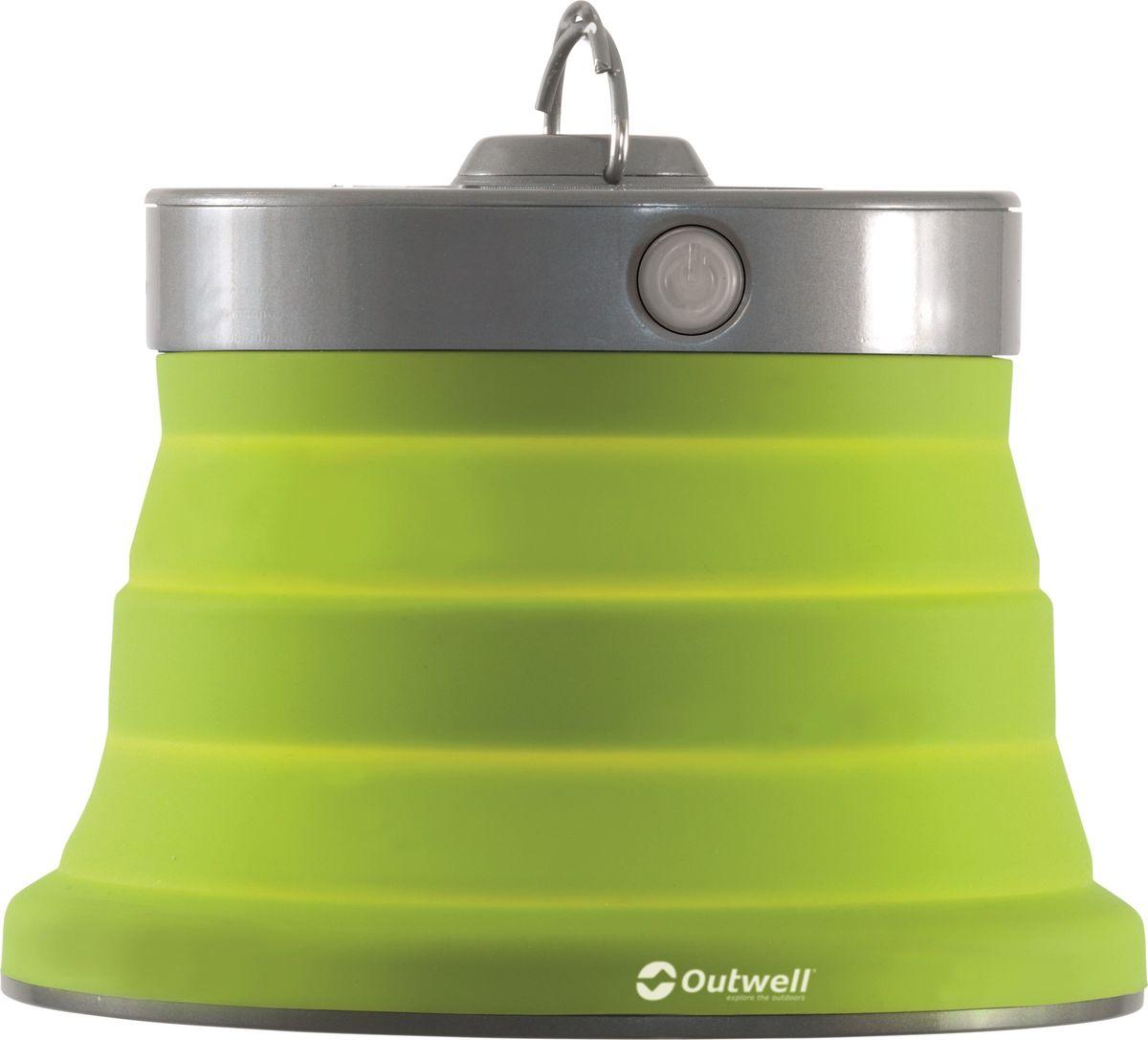 Кемпинговый фонарь Outwell Polaris Lime, 200 Люм