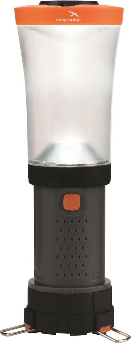 Кемпинговый фонарь Easy Camp Cantil Lantern, 100 Люм usb перезаряжаемый высокой яркости ударопрочный фонарик дальнего света конвой sos факел мощный самозащита 18650 батареи