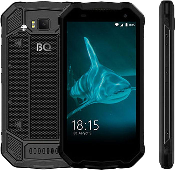 BQ 5003L Shark Pro, Black