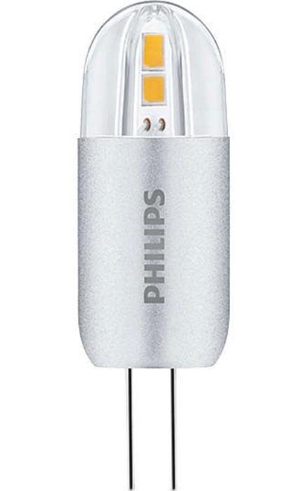 Лампа светодиодная Philips Premium, цоколь G4, 2W, 3000К лампа светодиодная rev нейтральный свет цоколь g4 2w
