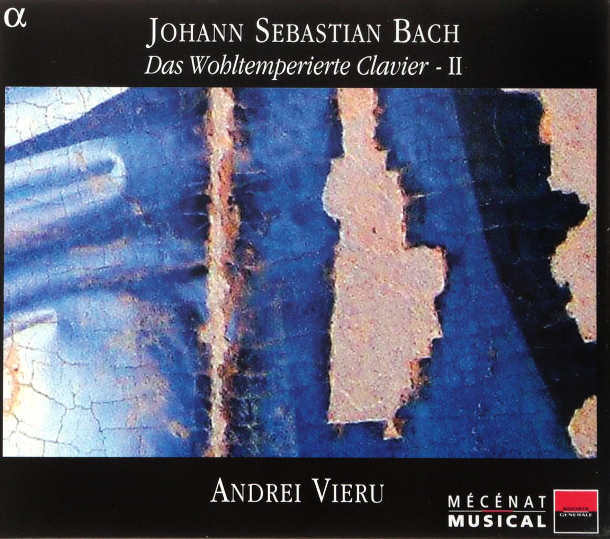 VARIOUS. BACH, J.S./THE WELL-TEMPERED CLAVIER, VOL.II BWV870-893/ANDREI VIERU (PIANO). 3 andrei ivanov kuutõbise pihtimus