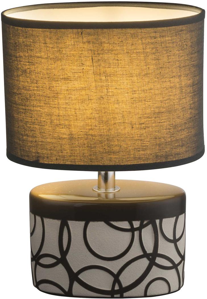 Лампа настольная Globo Dukono. 21604 лампа настольная globo dukono 21604