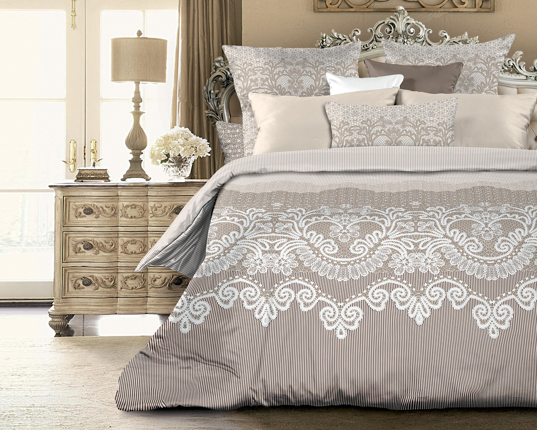 Комплект белья Унисон Даниэль, 1,5-спальный, наволочки 70x70