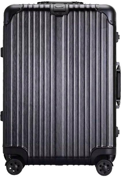 Чемодан Proffi, цвет: серый, 66,6 х 47,5 х 24,5 см, 80 л. PH8710 чемоданы proffi чемодан ретро