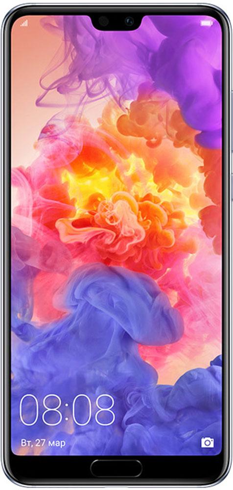 Смартфон Huawei P20 Pro, Blue смартфоны huawei y5 2017 grey
