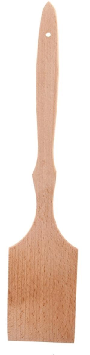 Если у Вас есть посуда с антипригарным покрытием, тогда необходимо позаботиться о ее сохранности, чтобы избежать повреждения покрытия и царапин. В этом случае незаменимым вариантом является кулинарная лопатка – кухонный предмет, выполненный из экологически чистого материала бука, который сохранит Вашу посуду и не нанесет вреда здоровью.  Главные преимущества:  Экологически чистый материал;  Стильный дизайн;  Высокое качество;  Простота в уходе.  При эксплуатации лопатки из бука нужно соблюдать простые правила:  Не держать лопатку в воде длительное время;  Не класть в посудомоечную машину.  Если у Вас есть посуда с антипригарным покрытием, тогда необходимо позаботиться о ее сохранности, чтобы избежать повреждения покрытия и царапин. В этом случае незаменимым вариантом является кулинарная лопатка – кухонный предмет, выполненный из экологически чистого материала бука, который сохранит Вашу посуду и не нанесет вреда здоровью.  Главные преимущества:  Экологически чистый материал;  Стильный дизайн;  Высокое качество;  Простота в уходе.  При эксплуатации лопатки из бука нужно соблюдать простые правила:  Не держать лопатку в воде длительное время;  Не класть в посудомоечную машину.