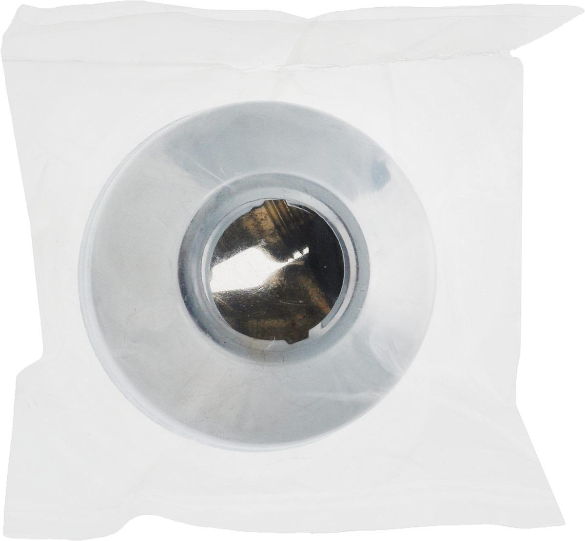 """Смеситель для ванны """"РМС"""" выполнен из латуни с хромированным покрытием. Латунные кранбуксы с керамическими пластинами поворачиваются на 180°. Смеситель снабжен шаровым переключением на душ, пластиковым аэратором, длинным поворотным изливом. В комплекте: эксцентрики, отражатели, металлический шланг для душа 1,5 м, лейка для душа."""