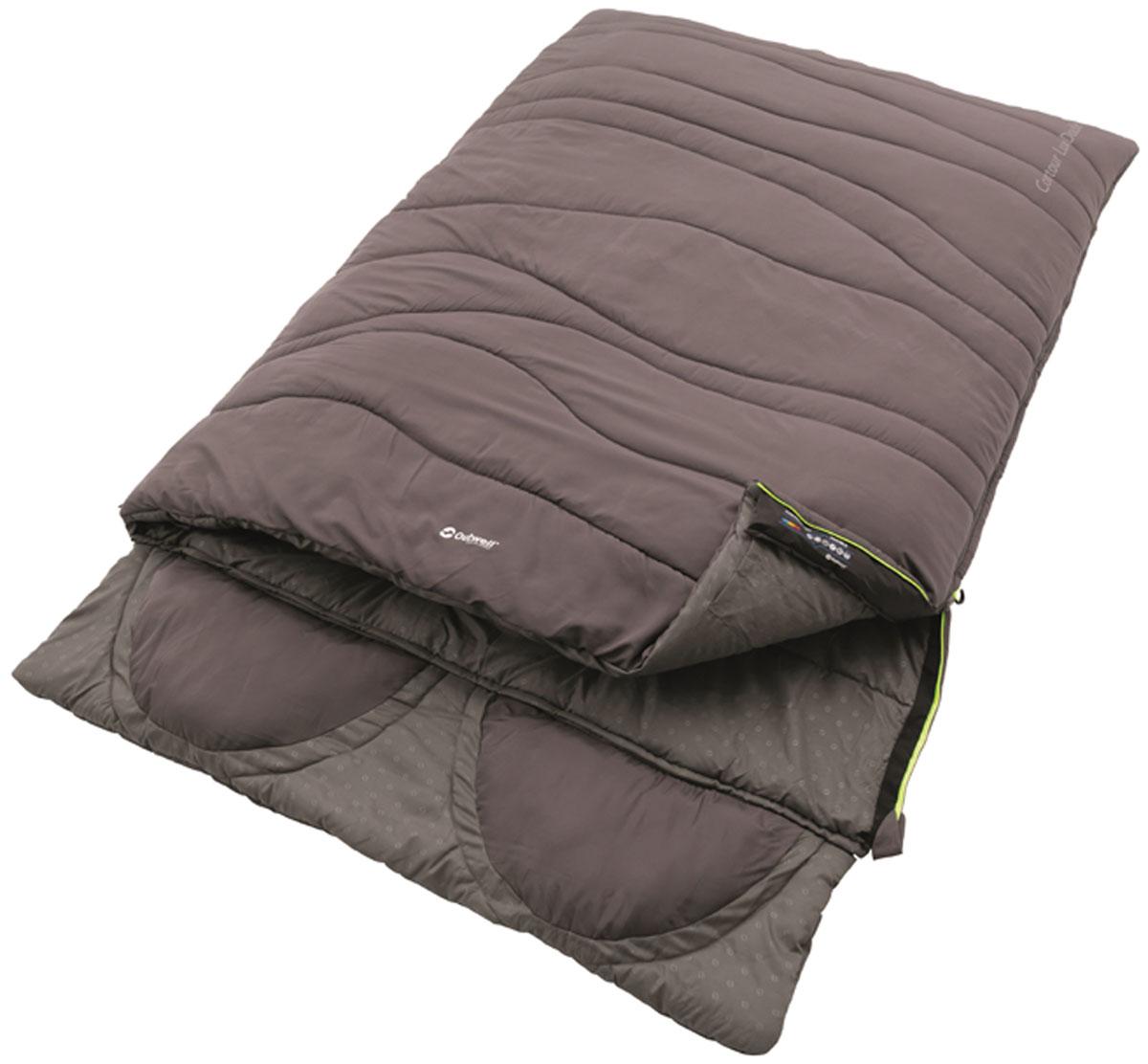 Спальный мешок-одеяло на двоих Outwell
