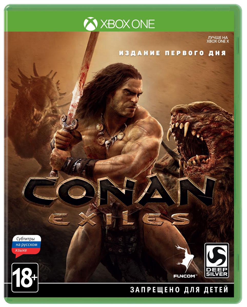 Conan Exiles. Издание первого дня (Xbox One)