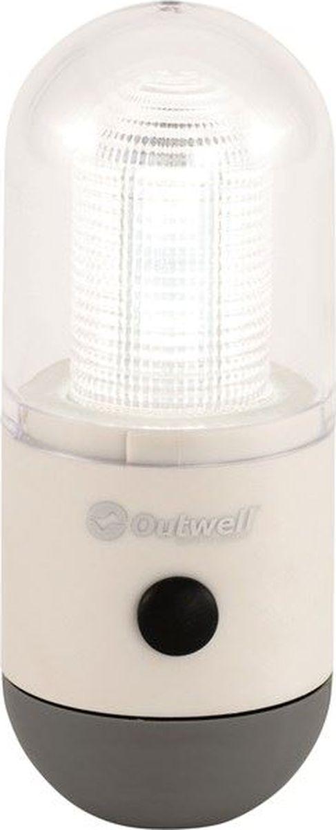 Фонарь кемпинговый Outwell Onyx Lantern Cream, 36 Люм фонарь кемпинговый navigator 94 948 npt ca06 3aa светодиодный