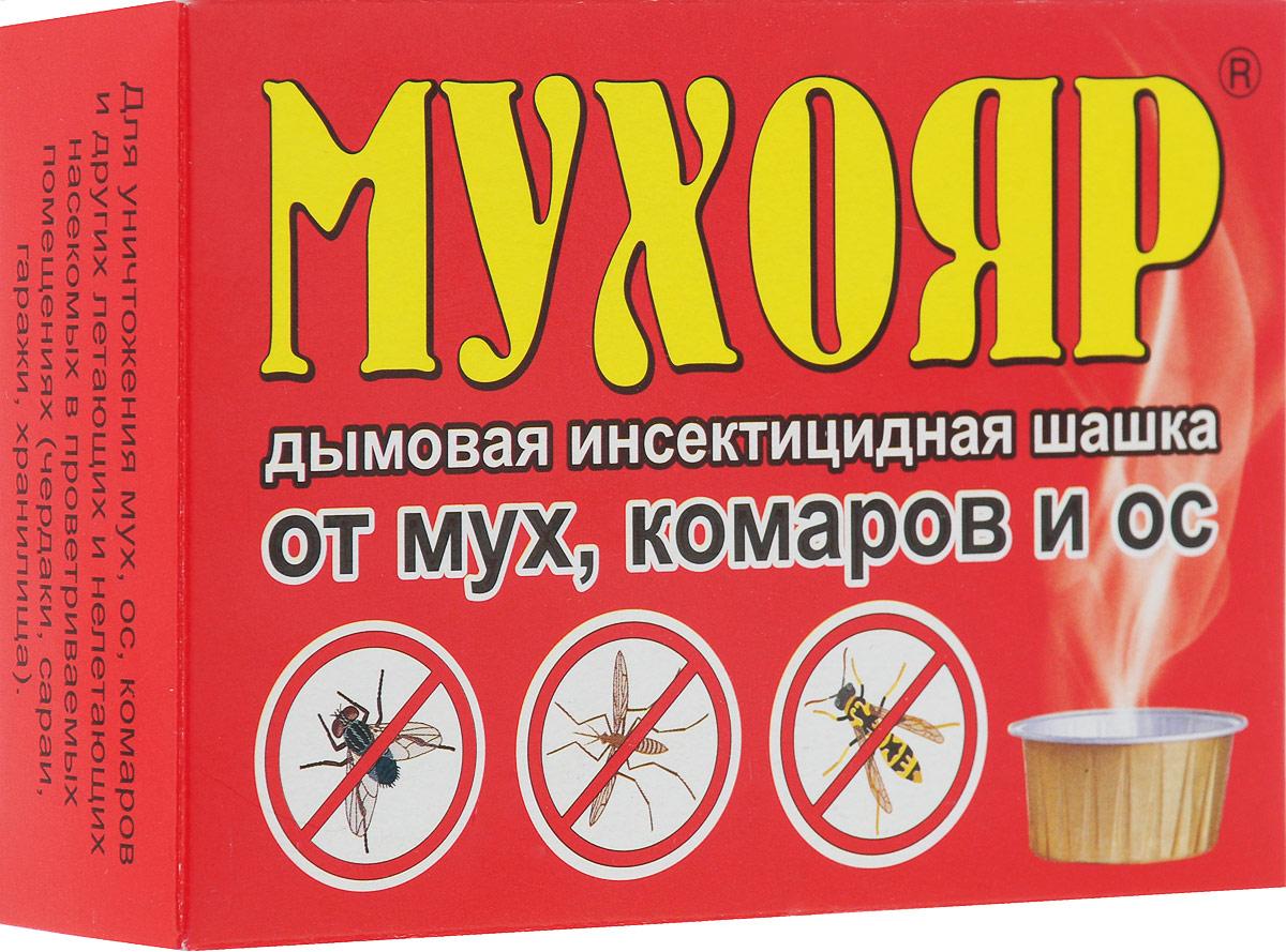 Шашка дымовая Ваше хозяйство Мухояр, 50 г
