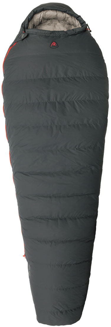 Спальный мешок-кокон Robens Serac 900, правосторонняя молния, 210 х 82 х 53 см спальные мешки конверты пижамы disney baby 451106