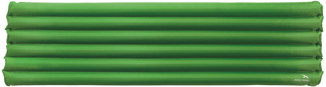 Кровать надувная Easy Camp Hexa Mat, цвет: зеленый, 185 х 45 х 6 см