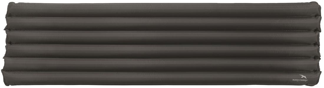 Кровать надувная Easy Camp Hexa Mat, цвет: черный, 185 х 45 х 6 см